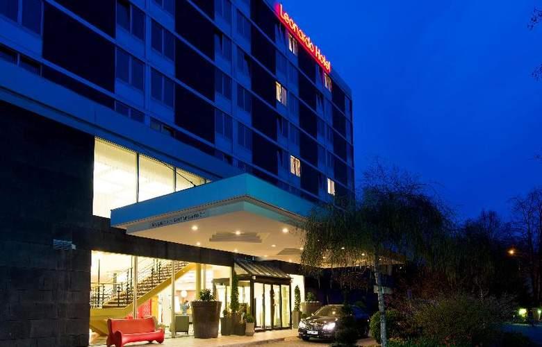 Leonardo Munich Arabellapark - Hotel - 10