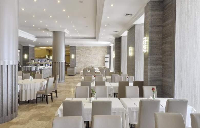 Alkoclar Adakule Hotel - Restaurant - 41