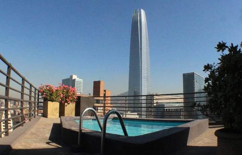 Aconcagua Apart Hotel - Pool - 20