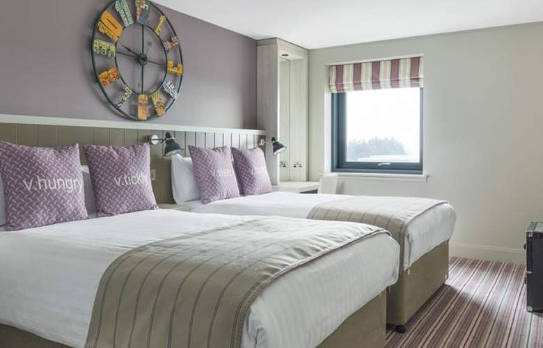 Village Urban Resort Edinburgh - Room - 12