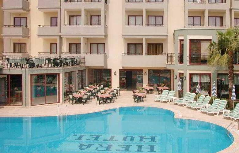 Hera Beach Hotel - Pool - 5