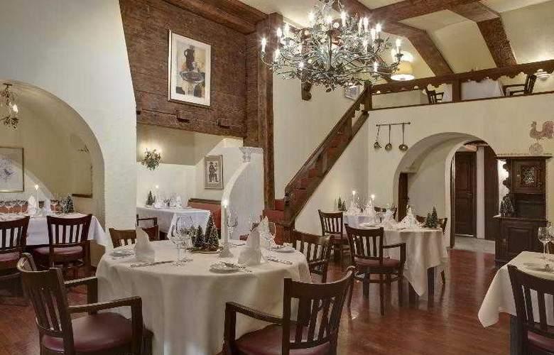 Steigenberger Grandhotel Belvédère Davos - Restaurant - 29