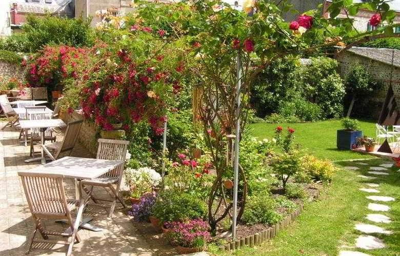 Jardin Gorbeau Etretat Guesthouse - Terrace - 8