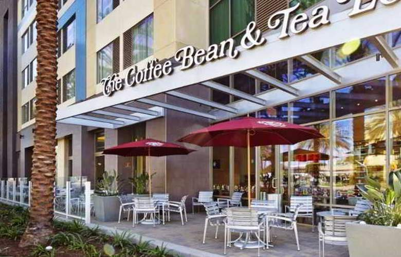 SpringHill Suites Anaheim Resort Convention Cntr - Restaurant - 9