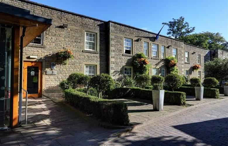 Best Western Mosborough Hall - Hotel - 149