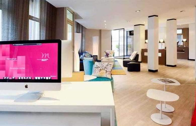 Mercure Nice Centre Grimaldi - Hotel - 23