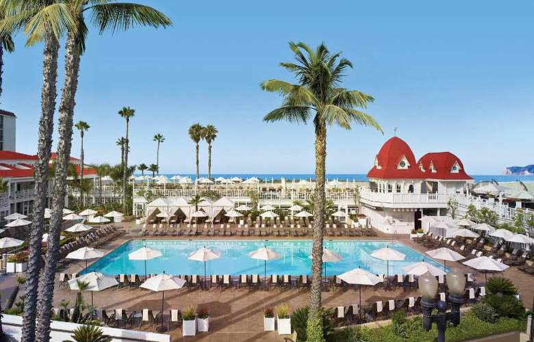 Del Coronado Resort - Pool - 9