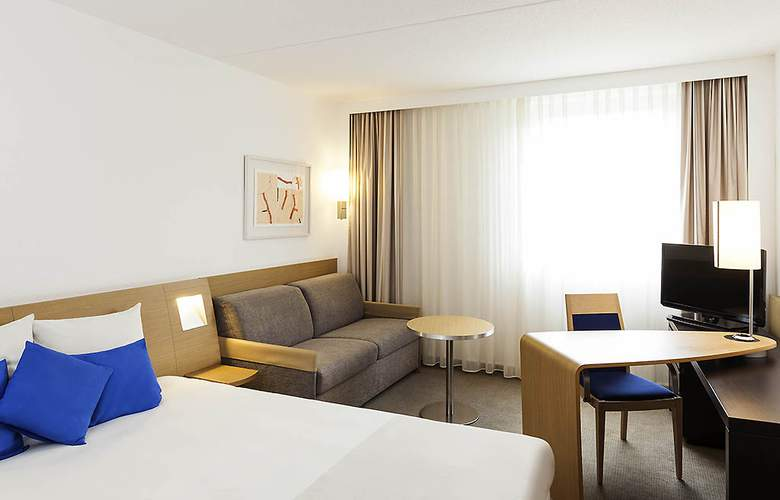 Novotel Aachen City - Room - 2