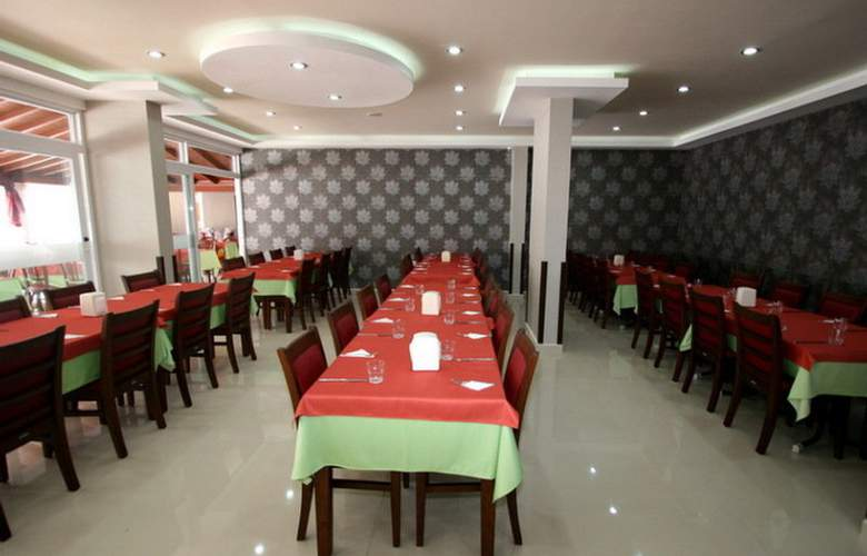 Arsi Hotel - Restaurant - 7