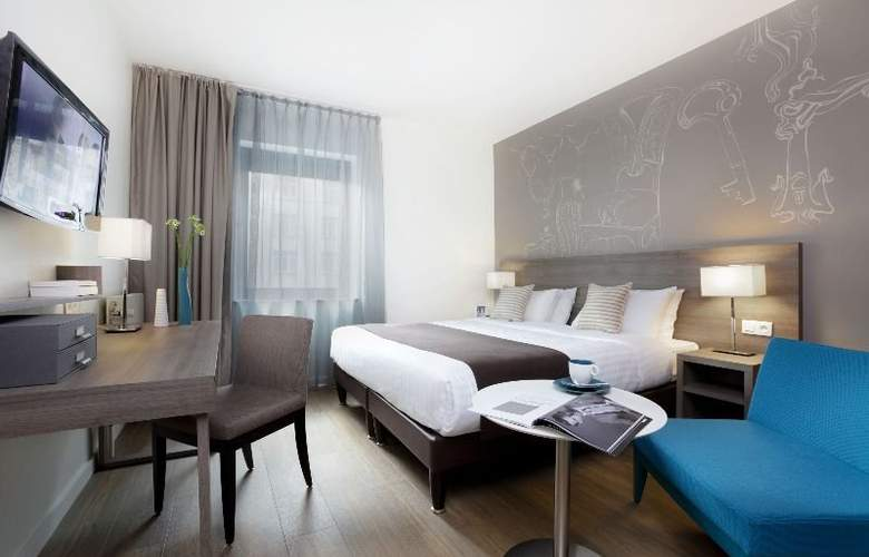 Citadines Toison d Or - Room - 4