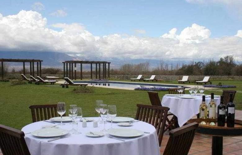 Patios de Cafayate Hotel & Spa - Restaurant - 8