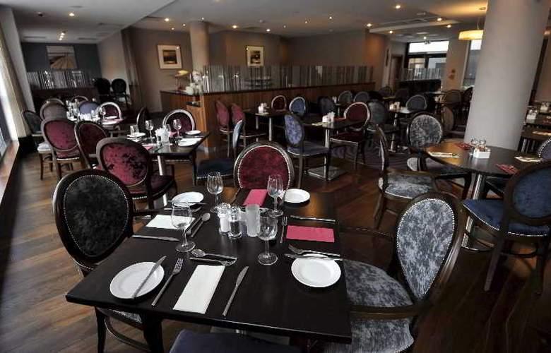 Jurys Inn Newcastle Quayside - Restaurant - 6