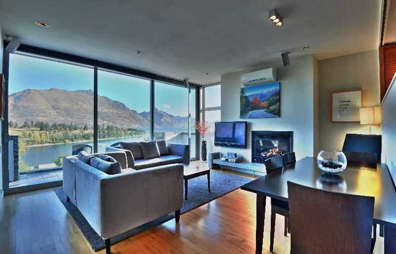 Pounamu Apartments - Room - 4