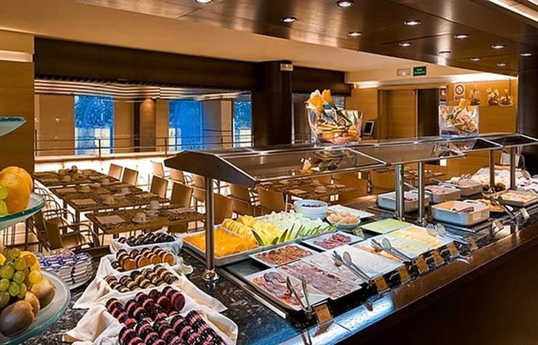 Silken Puerta Valencia - Restaurant - 16