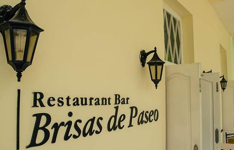 Sercotel Paseo Habana - Restaurant - 13