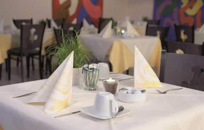 Best Western Frankfurt Airport - Restaurant - 5