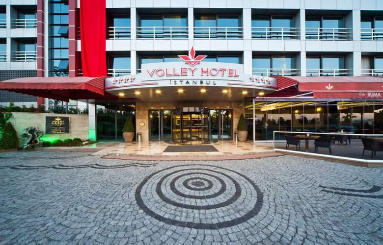 Volley Hotel Istanbul - Hotel - 9