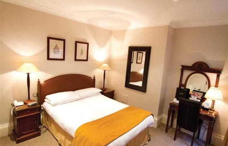 Best Western Angel & Royal Hotel - Hotel - 67