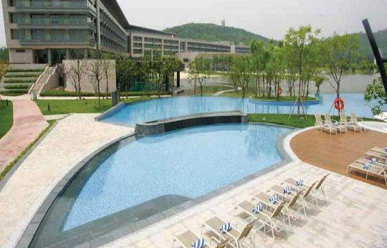 Le Meridien She Shan - Pool - 7