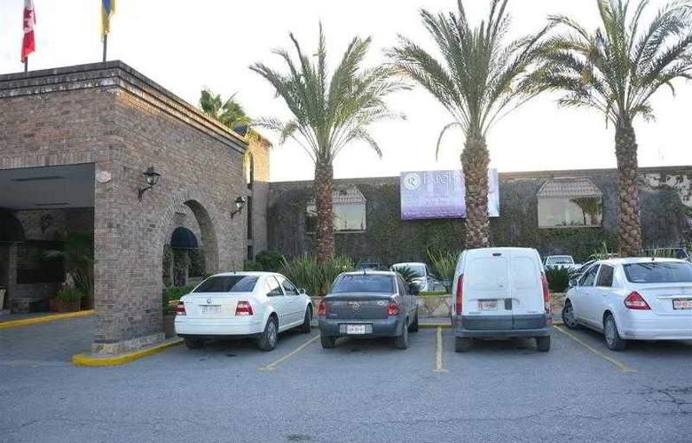 Best Western Posada Del Rio - Hotel - 1
