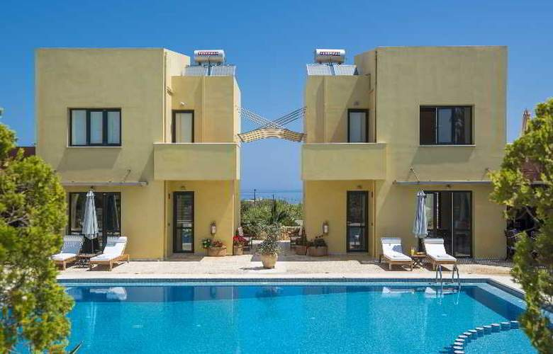 Dafnis Villas - Pool - 20