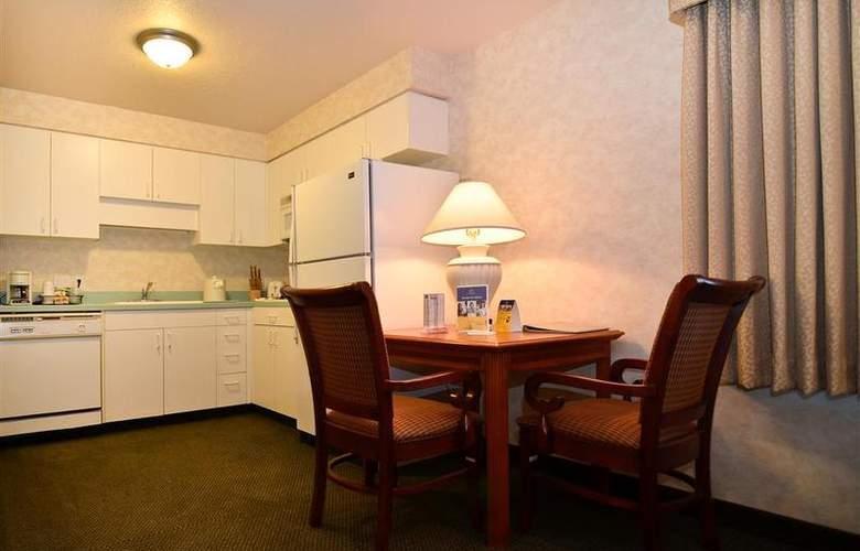 Best Western Plus Twin Falls Hotel - Room - 122
