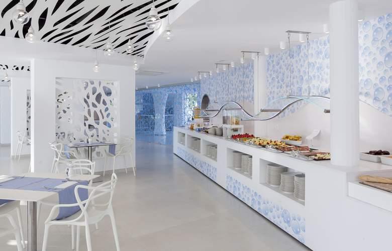 Blanco Hotel Formentera - Restaurant - 3