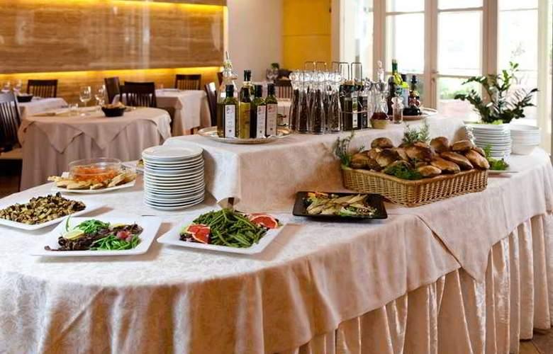 Helvetia Thermal Spa Porretta terme - Restaurant - 15
