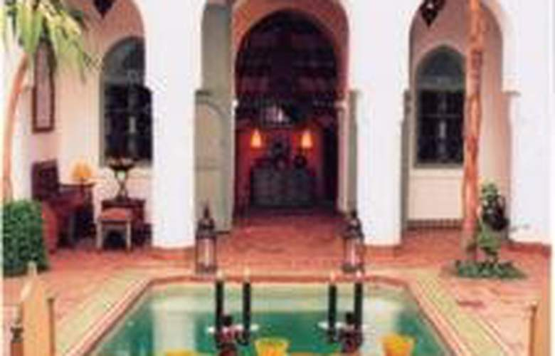 Riad Herougui - Terrace - 8