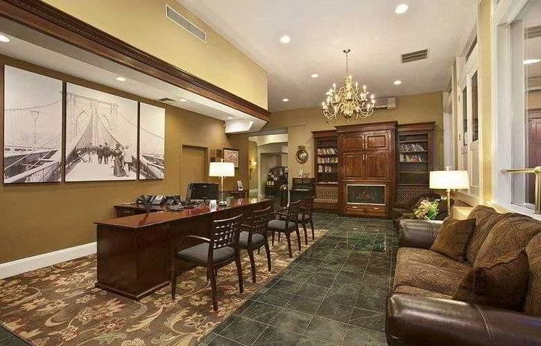 Best Western Plus Seaport Inn Downtown - Hotel - 23