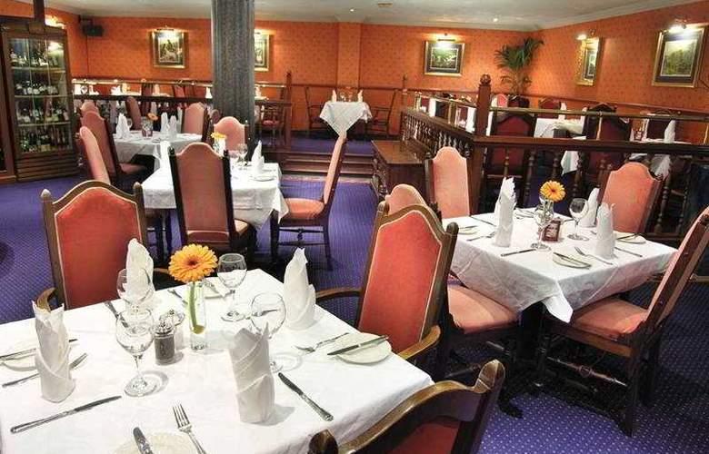Copthorne Hotel Aberdeen - Restaurant - 8