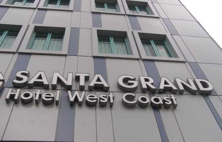 Santa Grand Hotel West Coast - Hotel - 6