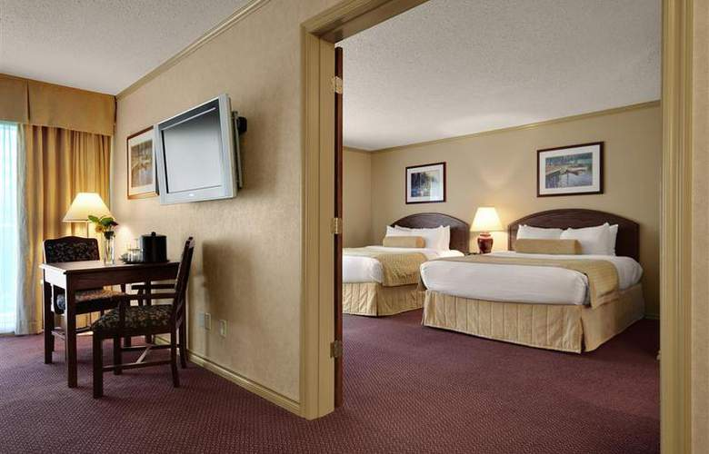 Best Western Plus The Westerly Hotel & Conv Cntr - Room - 68