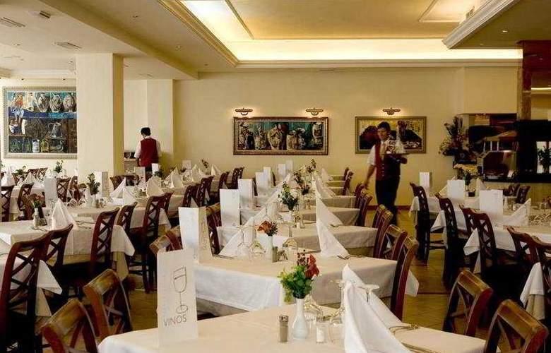 Cala Esmeralda - Restaurant - 8