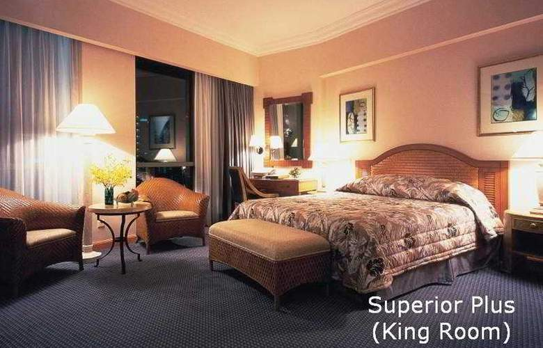 Grand Copthorne Waterfront - Room - 3