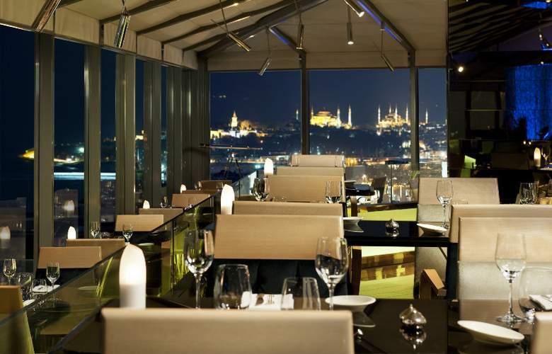 Ceylan Intercontinental - Restaurant - 9