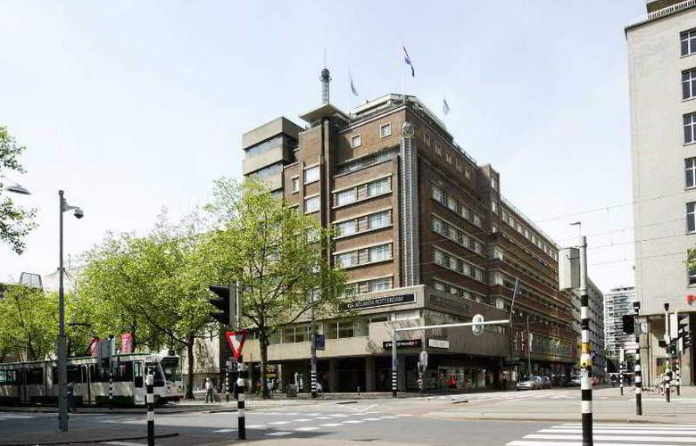 NH Atlanta Rotterdam - Hotel - 0