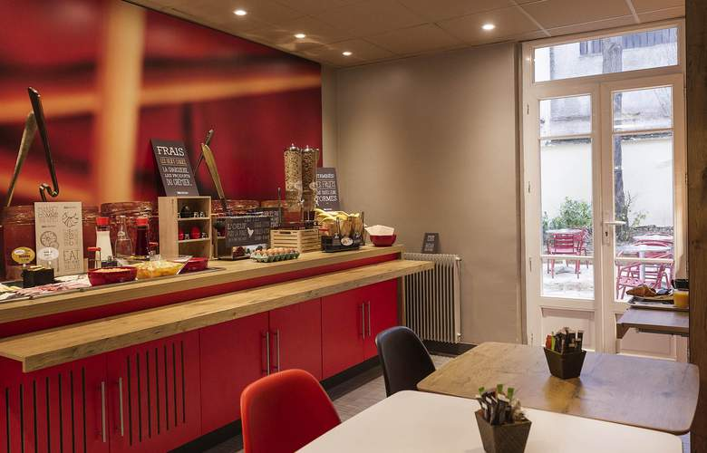Ibis Paris Vaugirard Porte de Versailles - Meals - 3