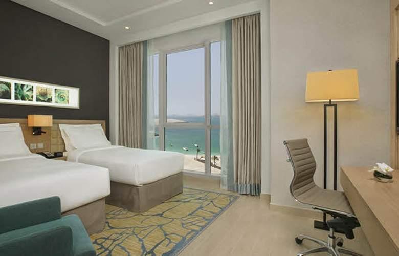 DoubleTree By Hilton Dubai Jumeirah Beach - Room - 5