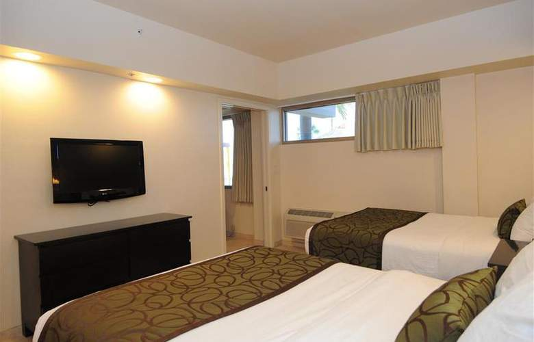 Best Western Plus Beach Resort - Room - 260