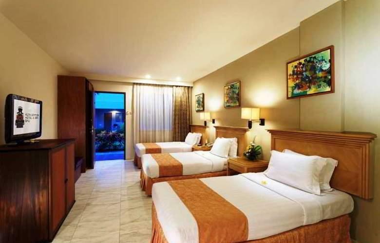 Kuta Station Hotel & Spa Bali - Room - 4