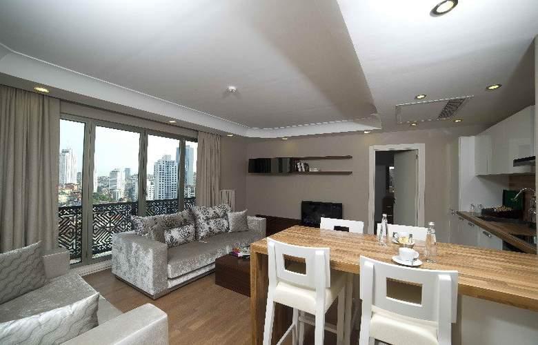 Taba Luxury Suites - Room - 8