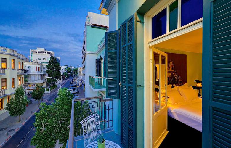 Alma Hotel and Lounge - Room - 30