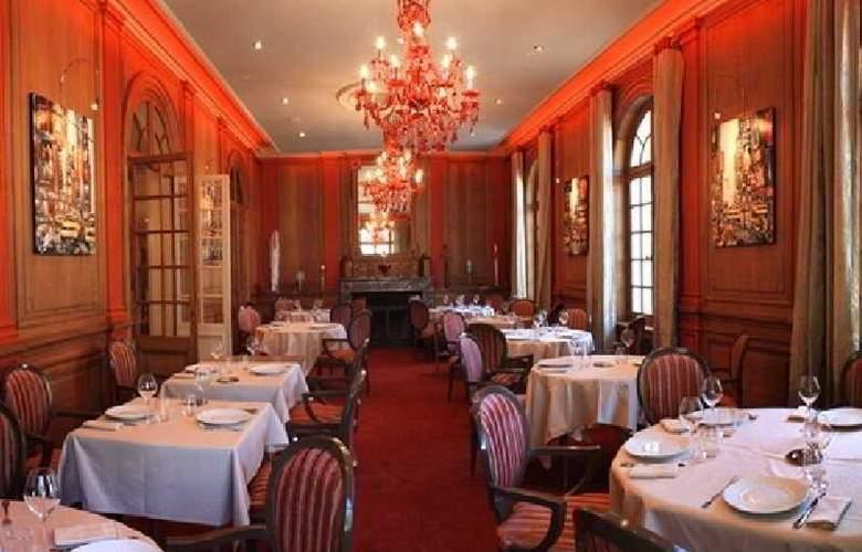 Qualys Hotel la Maison Rouge - Restaurant - 4