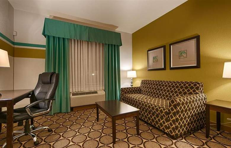 Best Western Douglas Inn & Suites - Room - 18