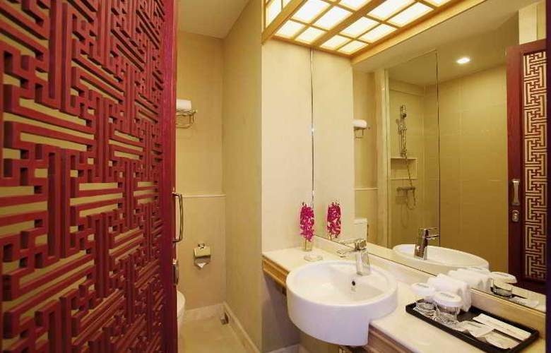 Prime Hotel Central Station Bangkok - Room - 21