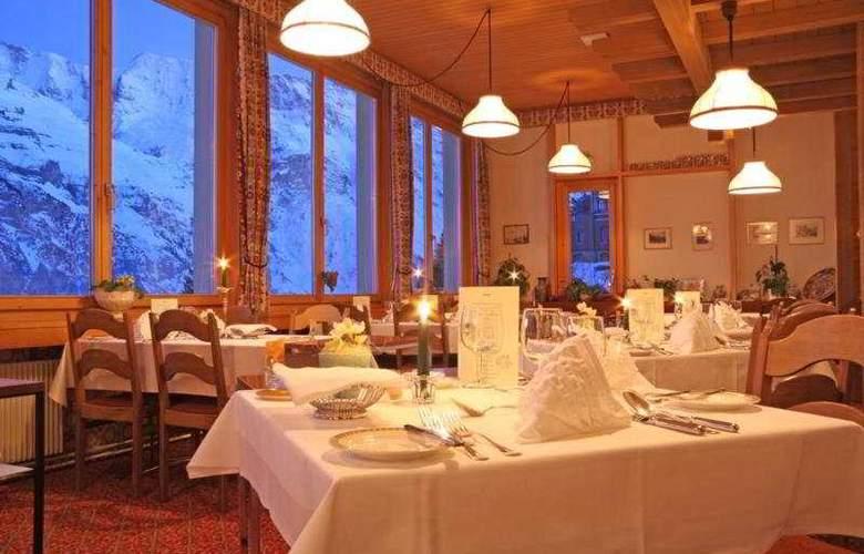 Eiger Swiss Quality - Restaurant - 11