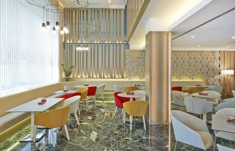 NH Collection Barcelona Pódium - Restaurant - 15