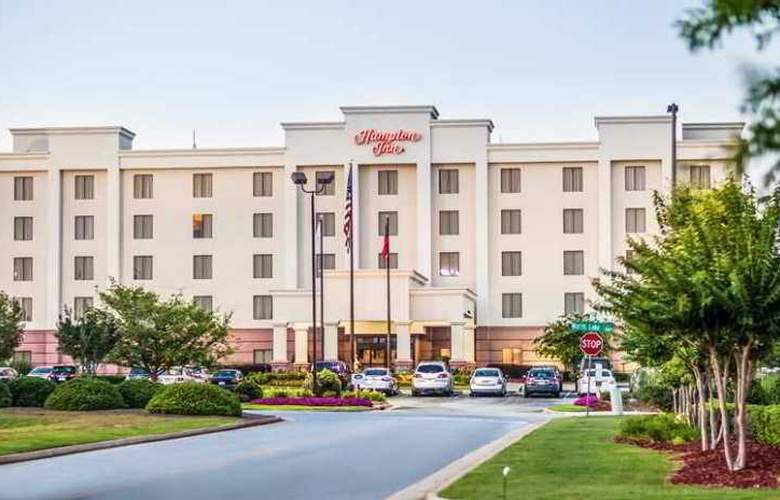 Hampton Inn Columbus-North - Hotel - 0