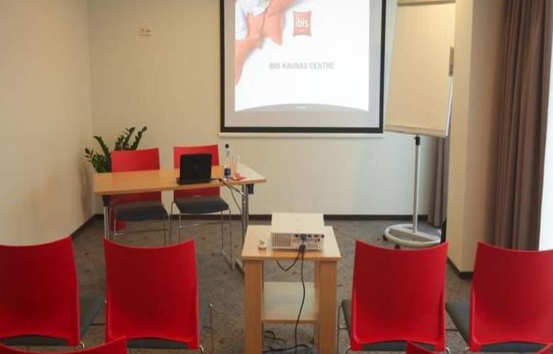 Ibis Kaunas Centre - Conference - 15